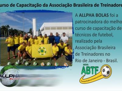 Curso de Capacitação da Associação Brasileira de Treinadores - Rio de Janeiro - RJ