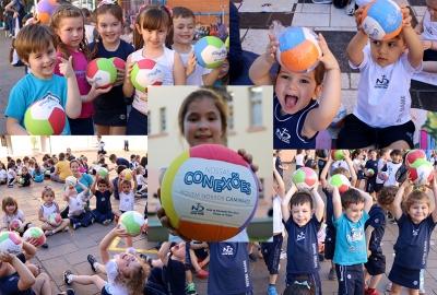 Dia das Crianças Colégio Notre Dame