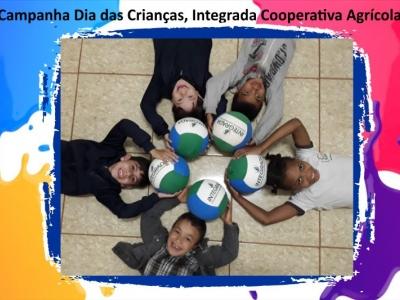 Projeto Plante um Sorriso - Cooperativa Integrada